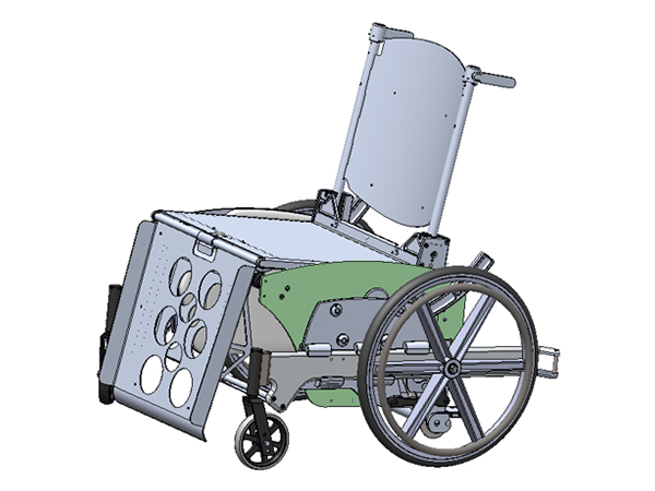 Wheelchair To Bed Transfer System